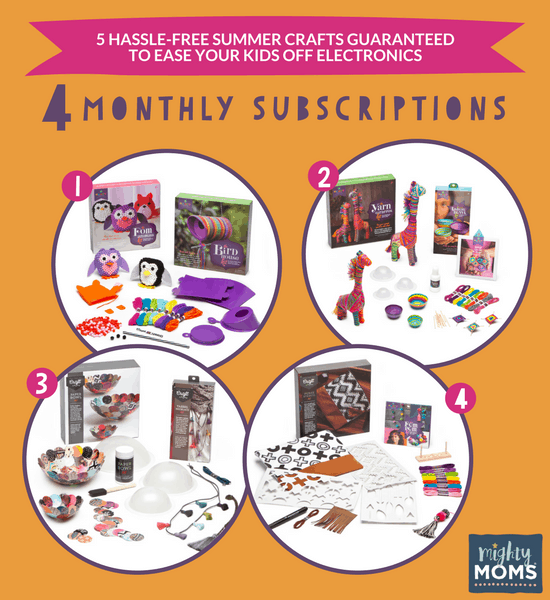 4 Monthly Subscriptions to Encourage Learning All Year Long - MightyMoms.club