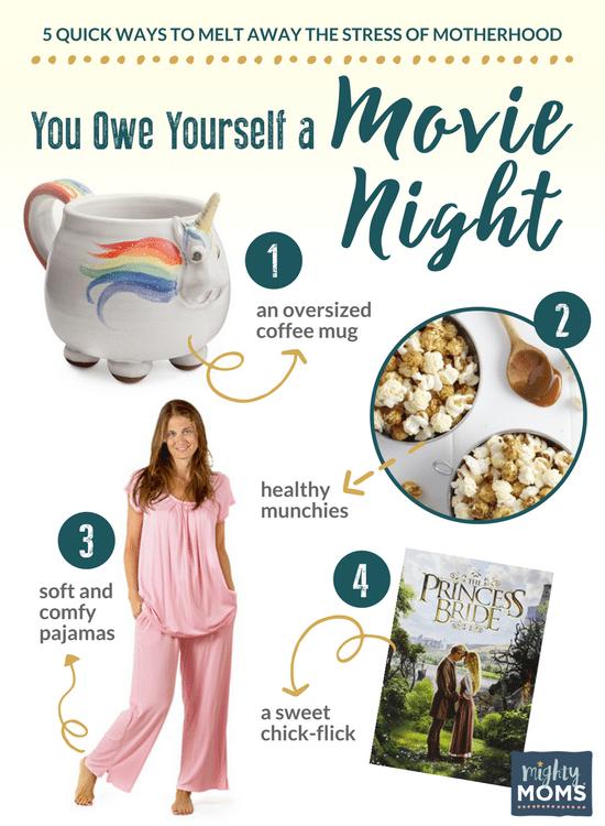 5 Quick Ways to Melt Away the Stress of Motherhood - MightyMoms.club