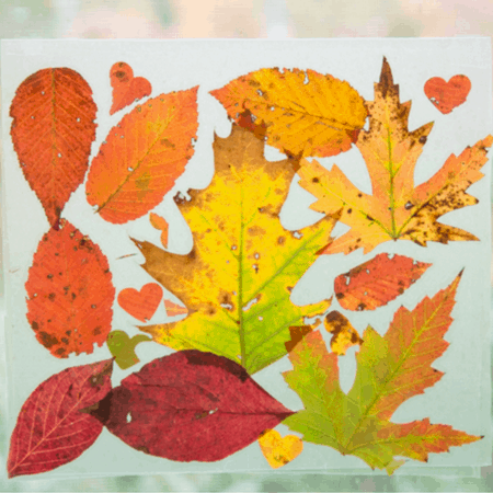 16 Exciting Fall Crafts For Toddlers He Can Do All By Himself The