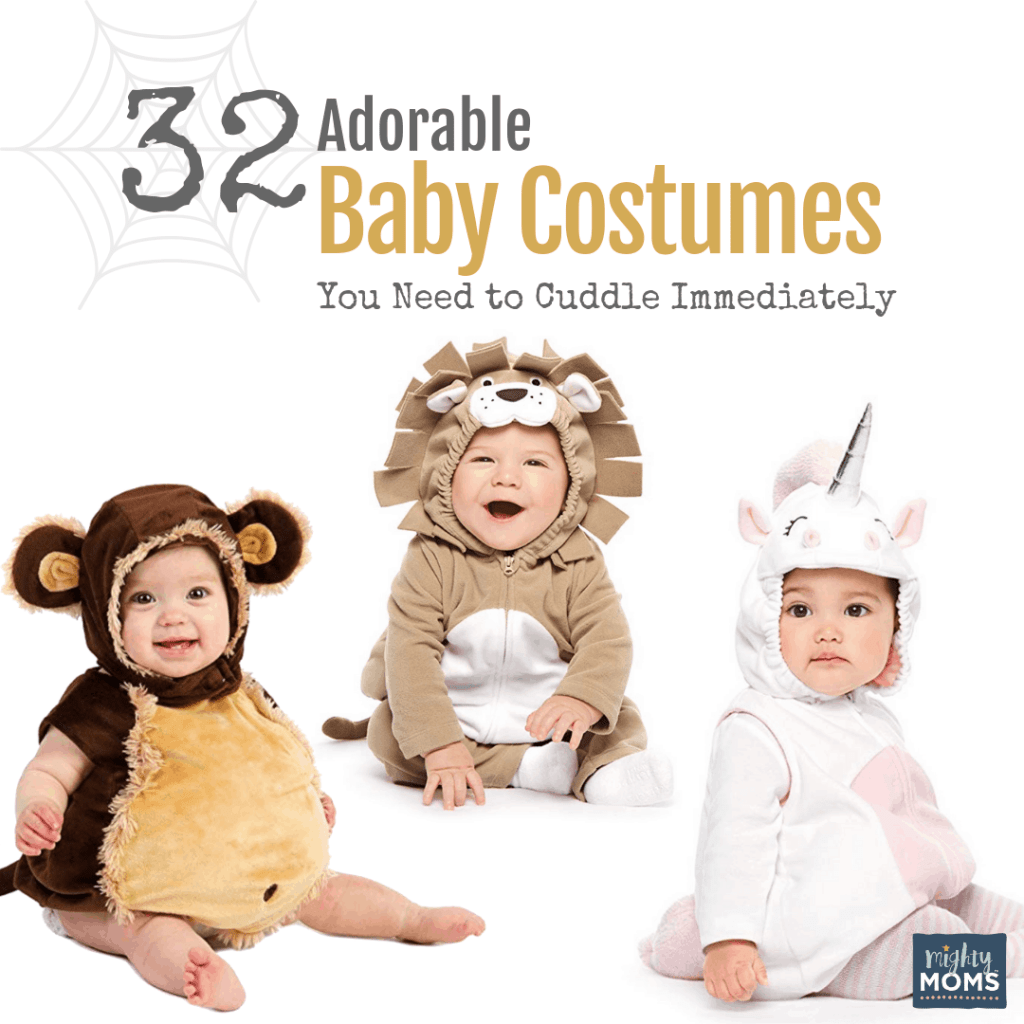 32 Adorable Baby Costumes You Need to Cuddle Immediately – Updated 2018!