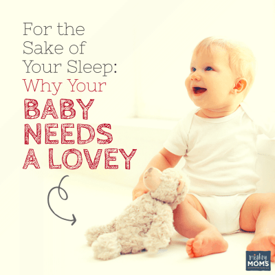 For the Sake of Your Sleep: Why Your Baby Needs a Lovey