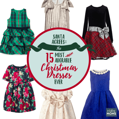 Santa Agrees: The 15 Most Adorable Christmas Dresses for Kids Ever