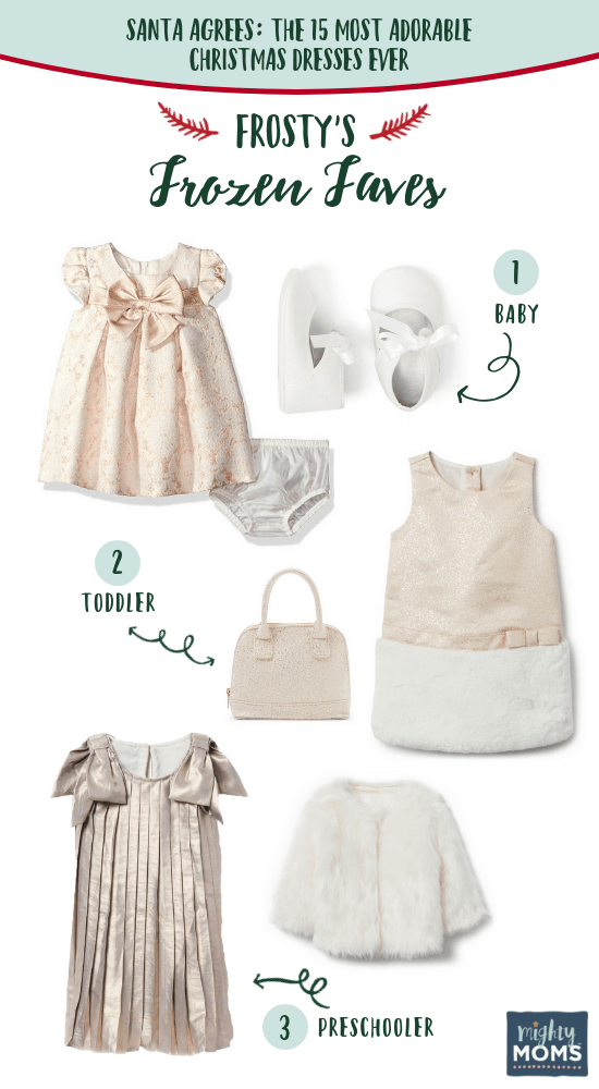 Frosty's Best Christmas Dresses for Kids - MightyMoms.club