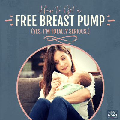 How to Get a Free Breast Pump Through Your Insurance (It's Crazy Easy)