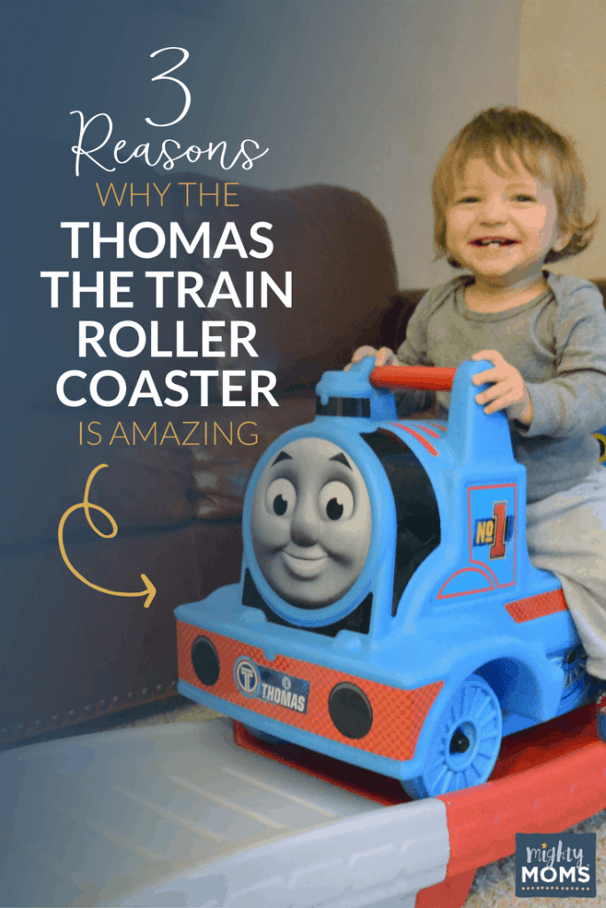 3 Reasons Why the Thomas the Train Roller Coaster is Amazing - MightyMoms.club