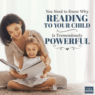 You Need to Know Why Reading to Your Child Is Tremendously Powerful