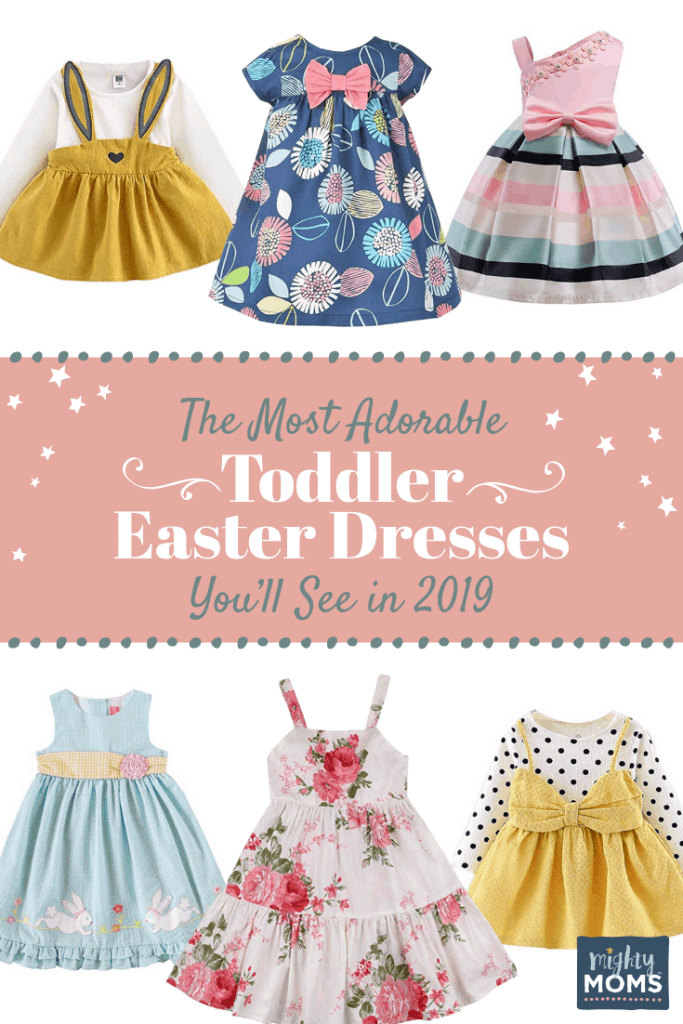 Check out these adorable toddler Easter dresses! - MightyMoms.club