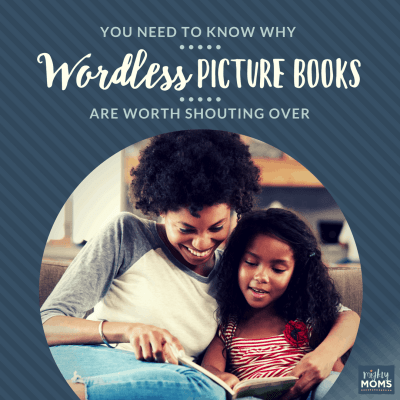 You Need to Know Why Wordless Picture Books Are Worth Shouting Over