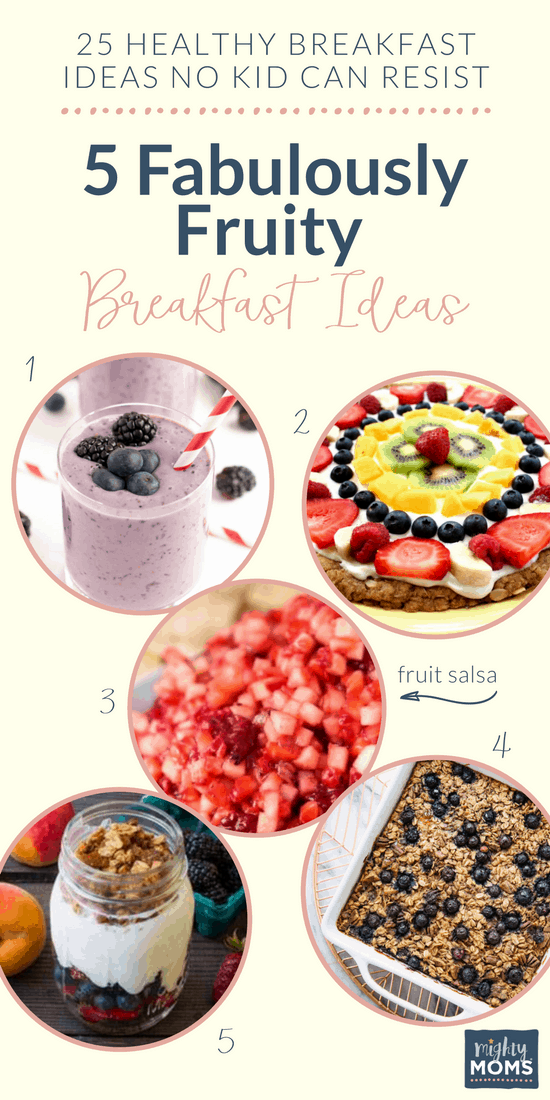 Fabulously fruity breakfast ideas for kids - MightyMoms.club