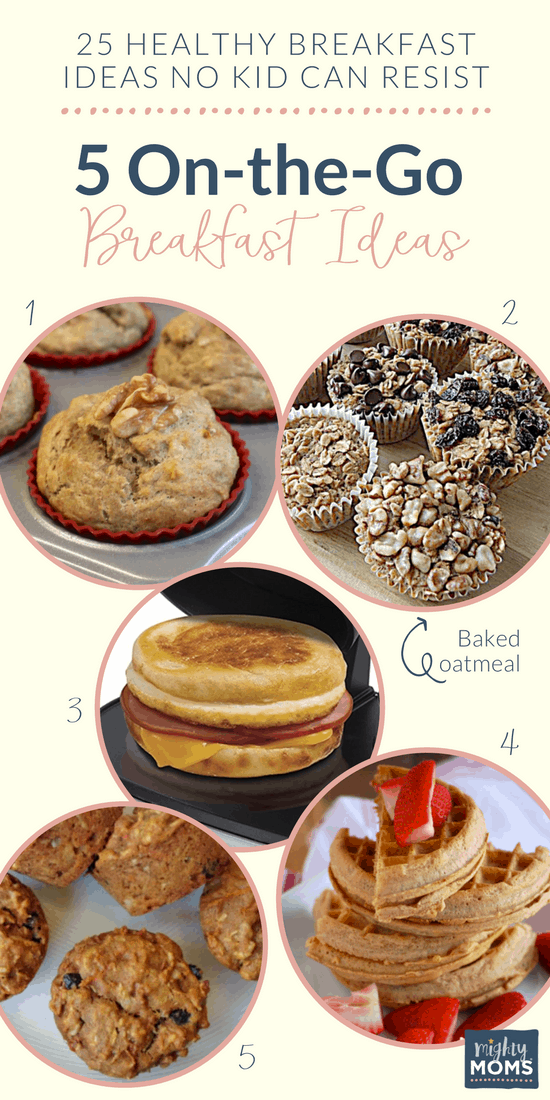 25 Healthy Breakfast Ideas No Kid Can Resist The Mighty Moms Club
