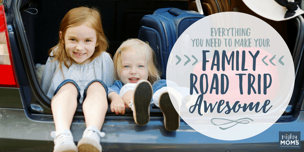 Make your family road trip awesome! - MightyMoms.club