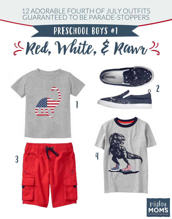Fourth of July Outfits for Little Boys #1 - MightyMoms.club