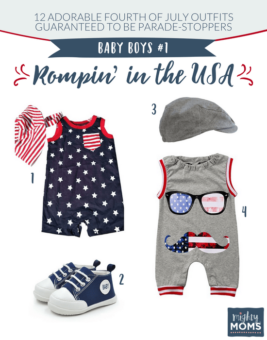 Fourth of July Outfits for Baby Boys #1 - MightyMoms.club
