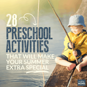 Awesome Outdoor Preschool Activities - MightyMoms.club