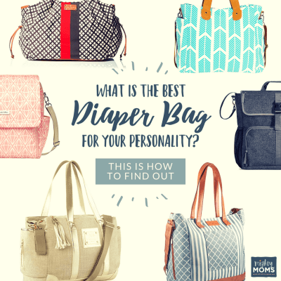 What is the Best Diaper Bag for Your Personality? Let's Find Out!