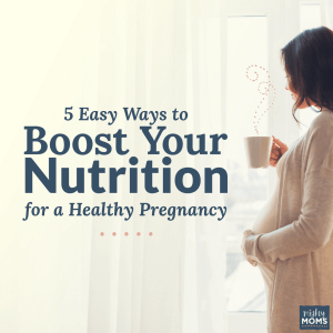 Want a healthy pregnancy? Try this. - MightyMoms.club