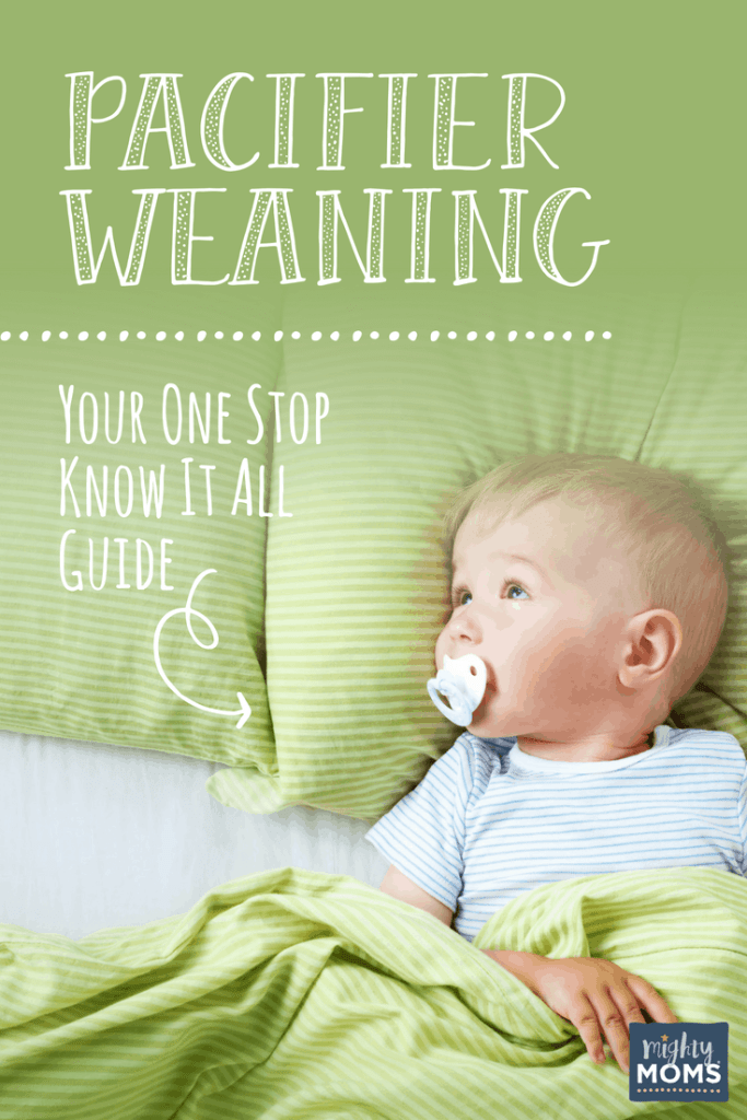 Your Pacifier Weaning Guide - MightyMoms.club