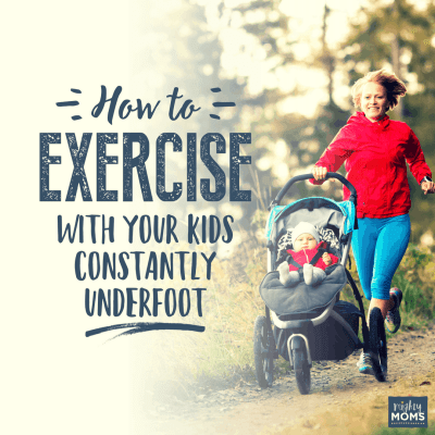 Tips to exercise with your kids - MightyMoms.club