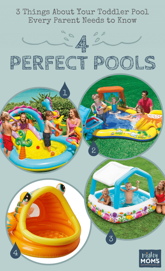 Affordable Toddler Pools