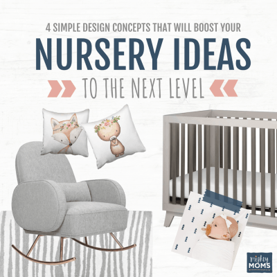 4 Simple Design Concepts That Will Boost Your Nursery Ideas to the Next Level