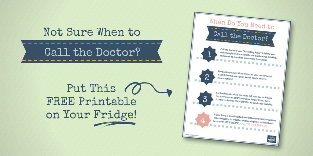 Get This Free Helpful Printable for your Fridge!
