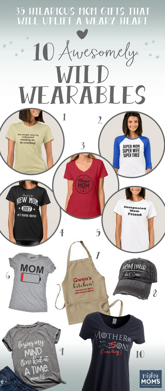 Honest T-Shirts as Mom Gifts - MightyMoms.club