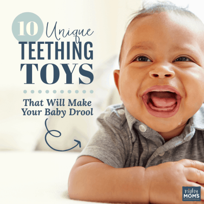10 Unique Teething Toys That Will Make Your Baby Drool