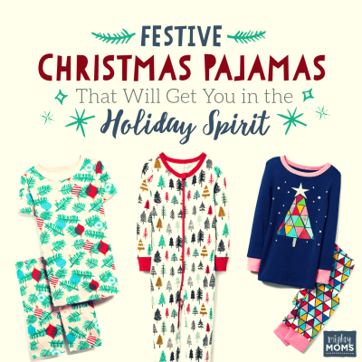 Adorable Christmas pajamas for the whole family - MightyMoms.club