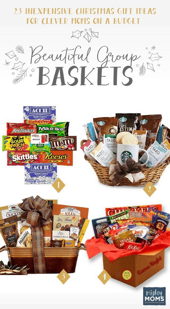 Inexpensive Christmas ideas - the Gift Basket Reimagined! - MightyMoms.club
