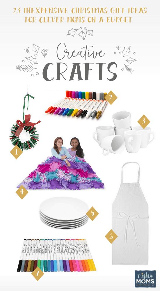 Cheap Christmas gifts that won't feel cheap - MightyMoms.club