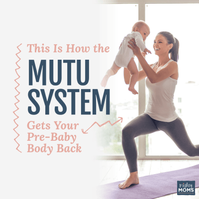This is How the MUTU System Gets Your Pre-Baby Body Back