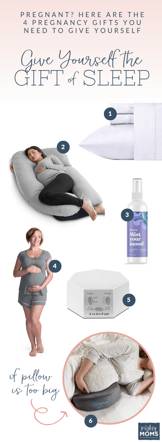 Pregnancy gifts you need to give yourself - MightyMoms.club