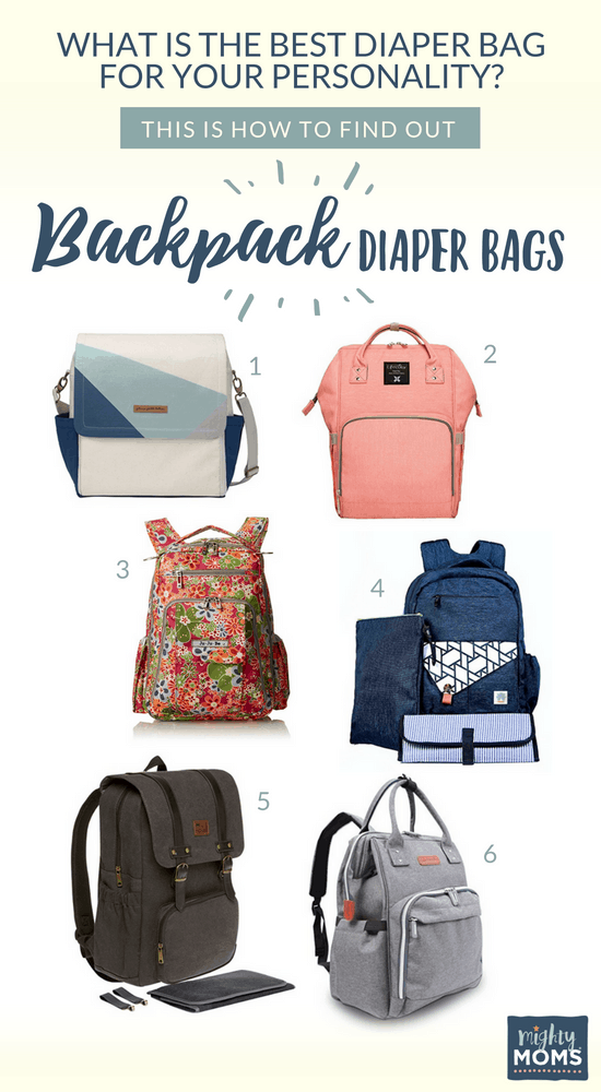 The Best Diaper Backpacks for Stylish Mamas - MightyMoms.club