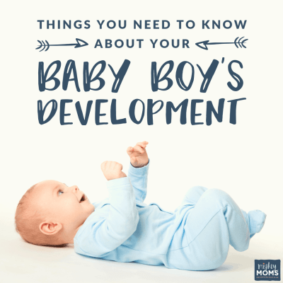 Things You Need to Know About Your Baby Boy's Development
