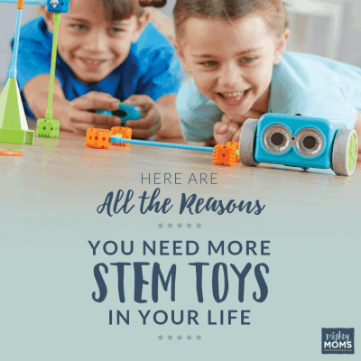 Here Are All the Reasons You Need More STEM Toys in Your Life