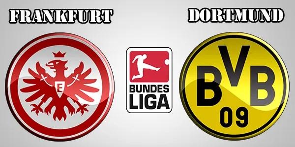 Frankfurt vs Dortmund Prediction and Betting Tips