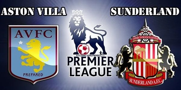 Aston Villa vs Sunderland Prediction and Betting Tips