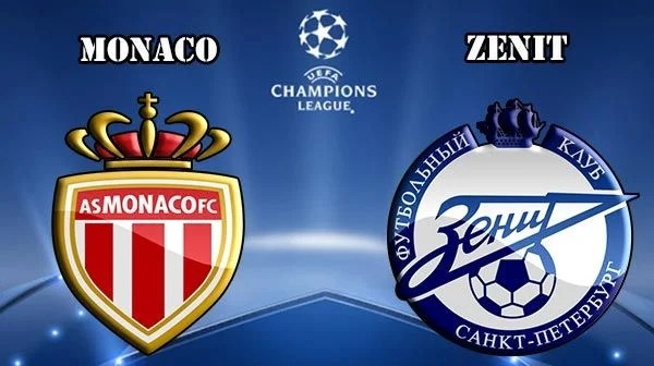 Monaco vs Zenit Prediction and Betting Tips