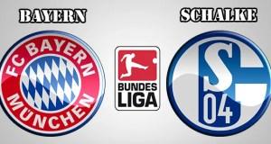 Bayern Munich vs Schalke Prediction and Betting Tips
