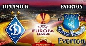 Dynamo Kyiv vs Everton Prediction and Betting Tips