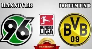 Hannover vs Dortmund Prediction and Betting Tips