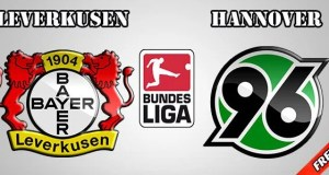 Leverkusen vs Hannover Prediction and Betting Tips