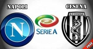 Napoli vs Cesena Prediction and Betting Tips