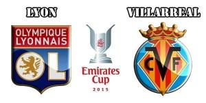 Lyon vs Villarreal Prediction and Betting Tips