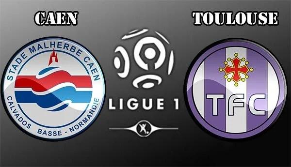 Caen vs Toulouse Prediction