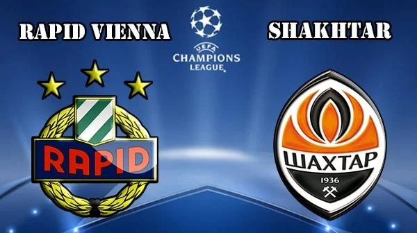 Rapid Vienna vs Shakhtar Prediction and Preview