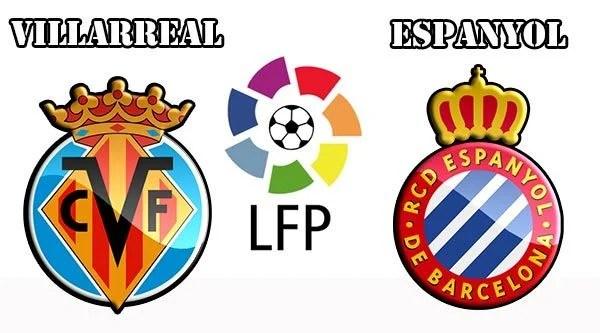 Kết quả hình ảnh cho Villarreal vs Espanyol