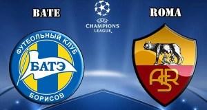 BATE vs Roma Prediction and Betting Tips
