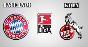 Bayern Munich vs Koln Prediction and Betting Tips
