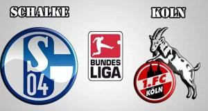 Schalke vs Koln Prediction and Betting Tips